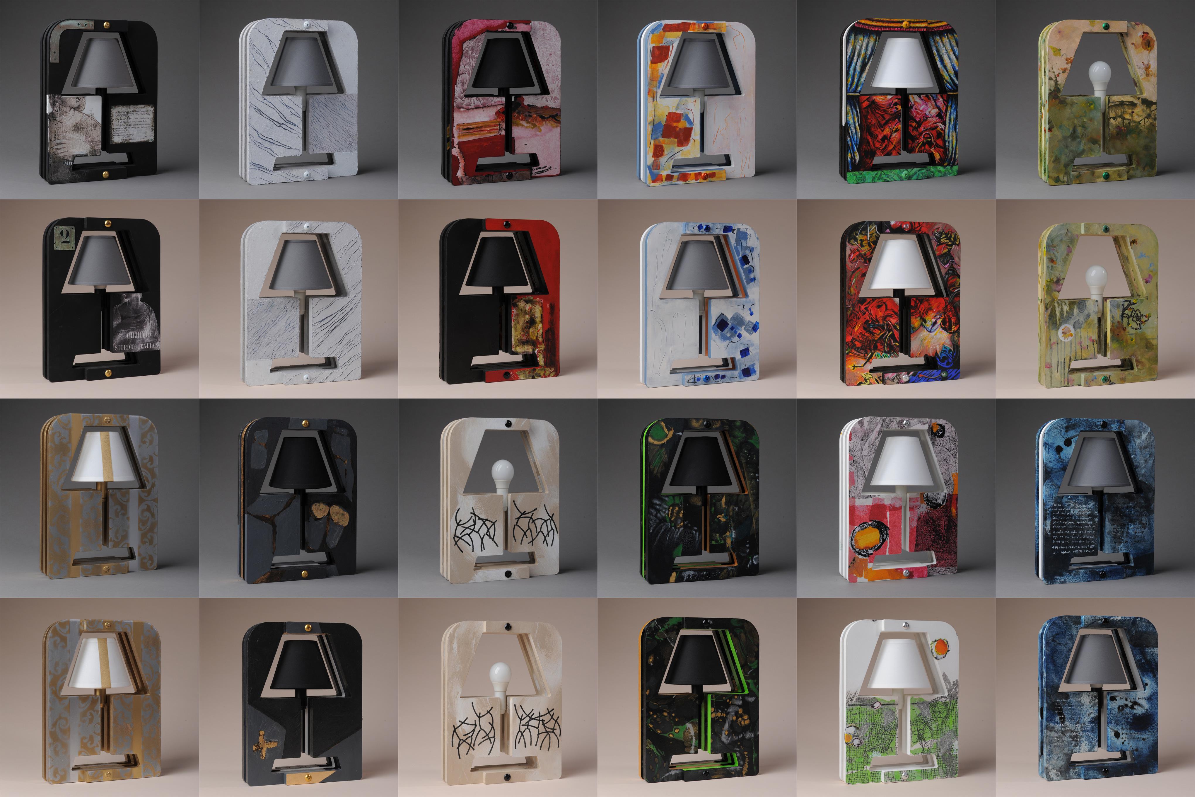 zygotodesign les lampes d 39 artistes. Black Bedroom Furniture Sets. Home Design Ideas