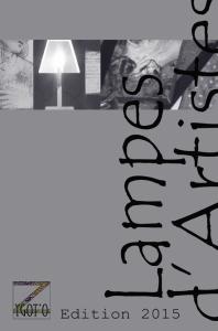"""Brochure 'Lampes d'Artistes"""""""
